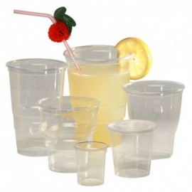 Vaso Cristal Glass 500 cc PS