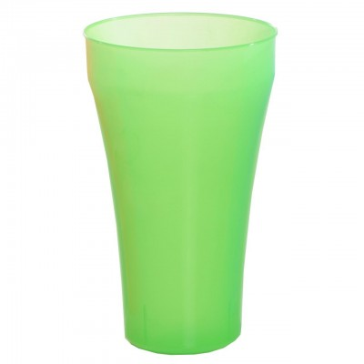 Vaso New Big flexible 840 cc PP Verde