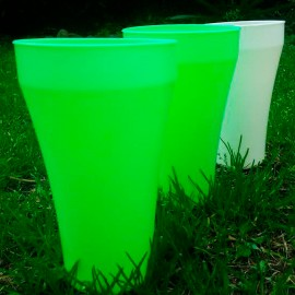 Vaso New Big flexible verde